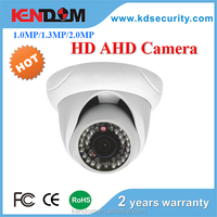 Kendom High Resolution and Low Price 2.0 Megapixels Home Dome AHD CCTV Camera Security with 1080P and Infrared Leds