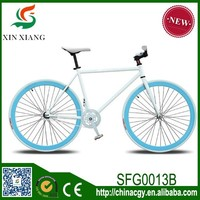 fluorescence fixed gear bikes/ glowing in dark fixie bicycle/ wholesale price track Bicycle