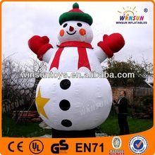 2013 New Design inflatable antique snow globes