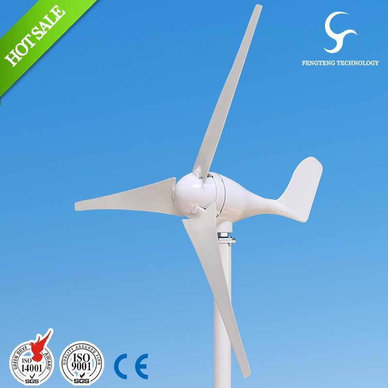 Small Wind Turbine For Home Use Part - 45: Small Scale Home Use Wind Turbine 200w For Sale
