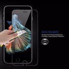 2017 9h best suit screen protector anti smudge screen protector for iphone 7/ plus