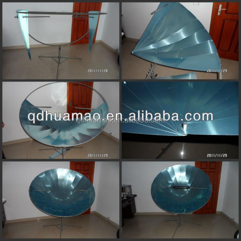 Specchio Parabolico In Alluminio Fornello Forno Solare
