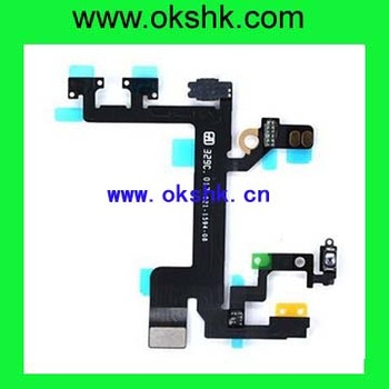 power on /off flex cable for iphone 5c power flex