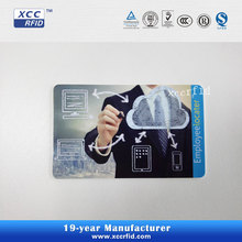 Custom contactless ntag215 rfid card