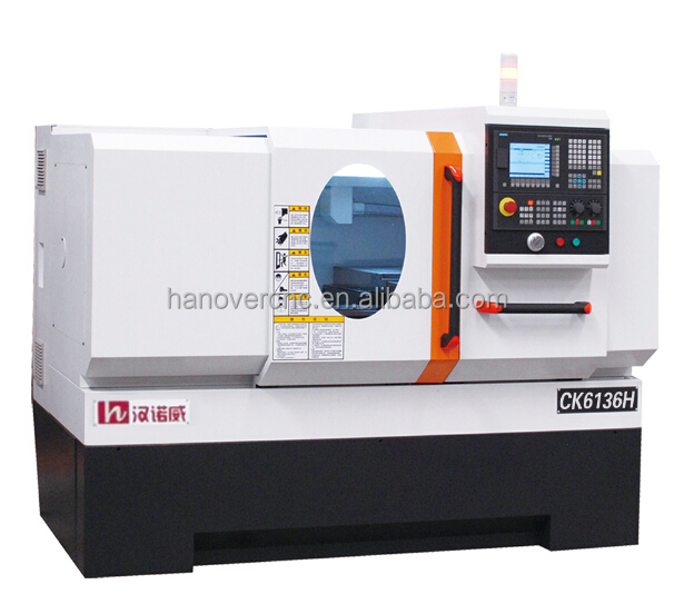 Top Quality Metal Processing CNC Lathe CK6136