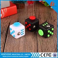 Fidget spinner six side wholesale fidget toy