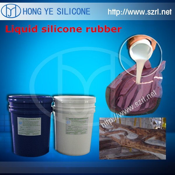 mold making silicone rubber for fack rock/artificial brick panels