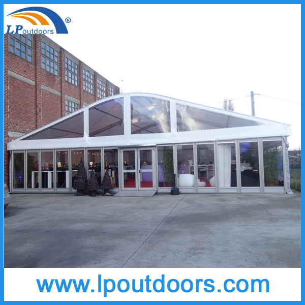 Luxury clear PVC outdoor party tent for events and wedding