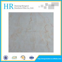 high quality cling film heat transfer filml marble film for panel