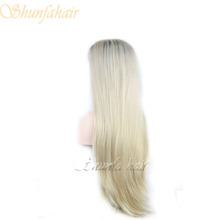 popular style cheap Russia heatresistant synthetic wig