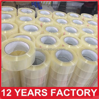 48mm 66m OPP Adhesive Carton Sealing Packaging Tape