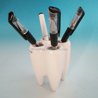 High Quality White Tooth Shaped Ceramic