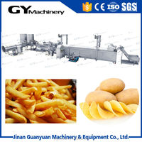 china best selling Potato french fries/chips continuous fryer