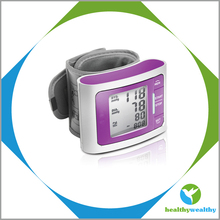 OEM and ODM accepted watch with pressure measurement digital electric sphygmomanometer