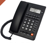 TM-PA117Office phone with caller ID China Supplier caller id phone phone number identifier