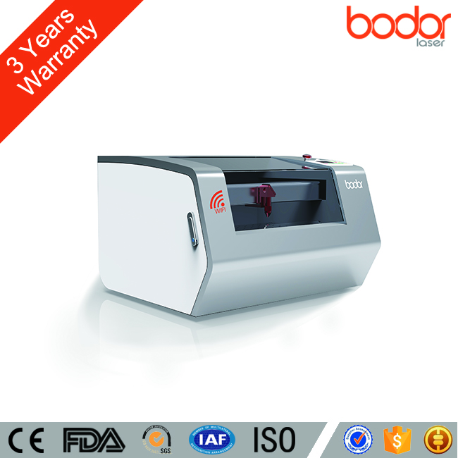 2016 Hot sale 0503 Mini CO2 Laser Engraving Machine With Factory Directly Price