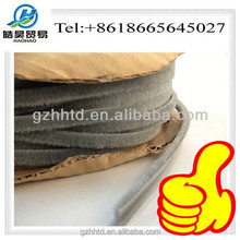 PP silicone wool pile weatherstrip/weatherstripping/pile weather strip