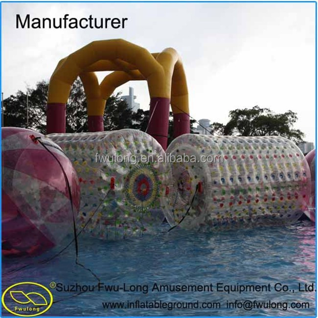 Funny inflatable zorb water walking ball price