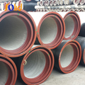 DI ductile iron pipe fitting with price