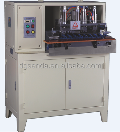 SD-B68 full auto wire cutting,stripping,twisiting machine