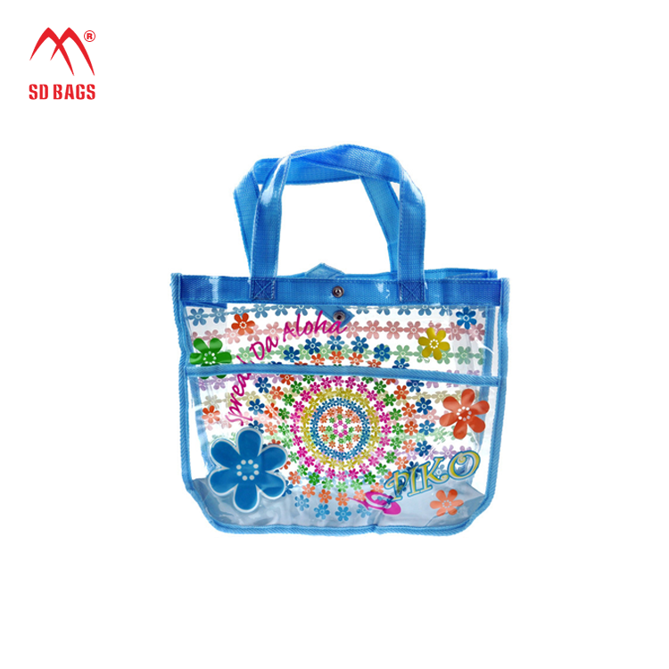 pvc plastic shopping bag