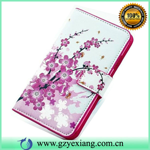 Funny and Durable Customized Pictures are Available Custom PU leather Cases for Samsung Galaxy S4/i9500