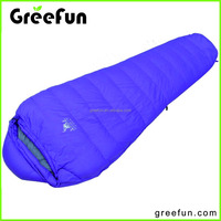 2016 Waterproof Adult baby Down Sleeping bag