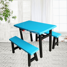 Hot sale outdoor furniture wood rustic japanese style dining table size