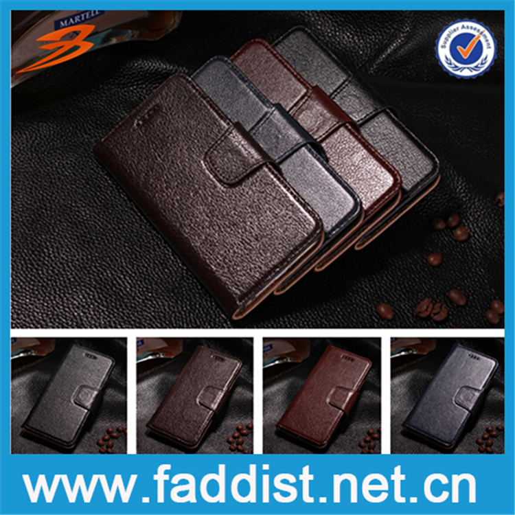 For iPhone 6 Case 4.7 Inch Slim Leather Wallet Book Cover with Credit Card ID Holders