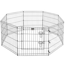 Metal Folding Dog Cages & Dog Kennel Factory