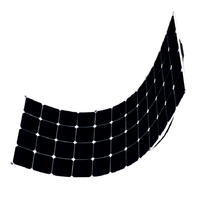 Free shipping flexible solar panel 12v