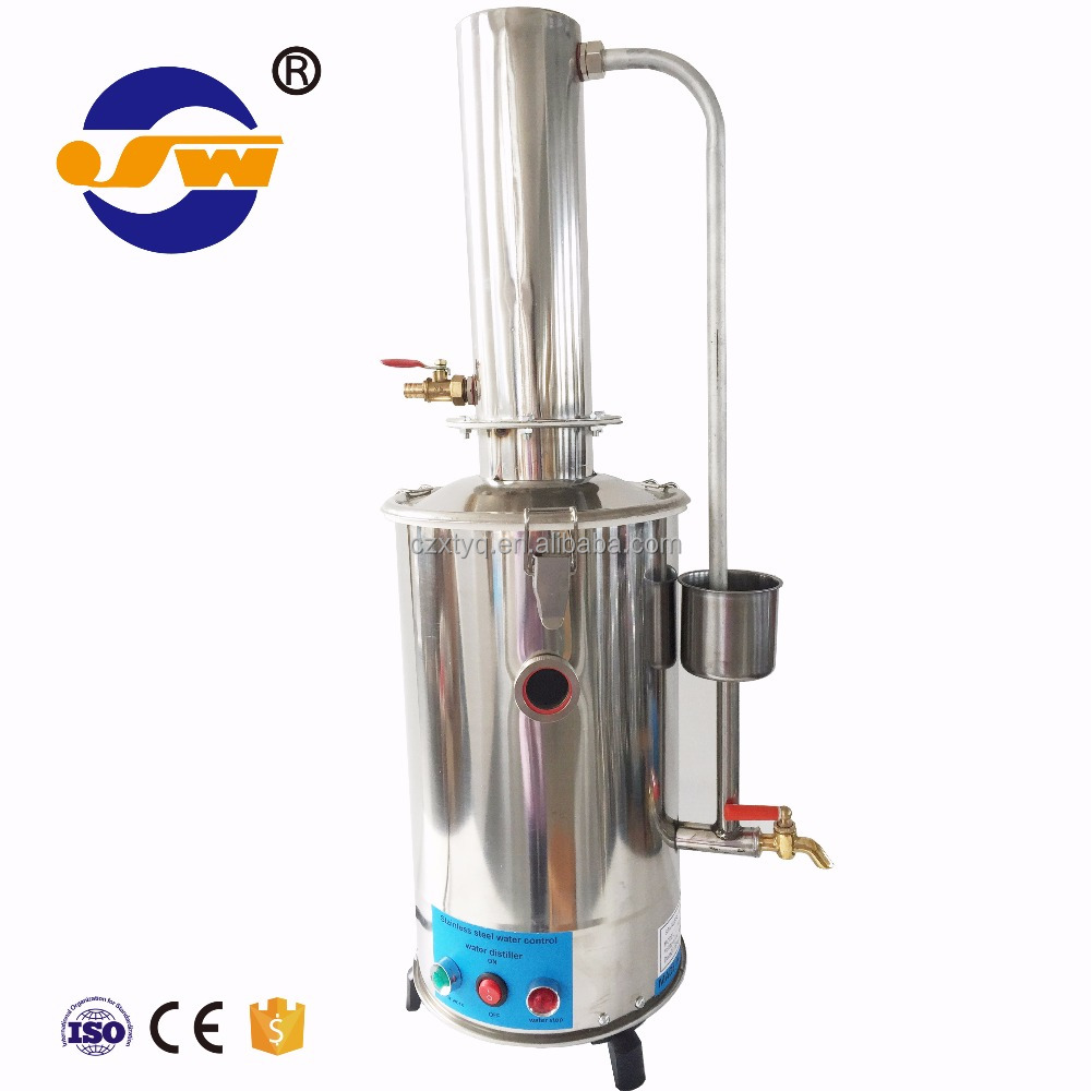 5L Water Distillation Machine with Water Controlling <strong>System</strong>