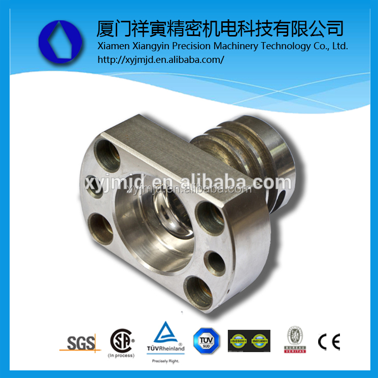 Metal Cnc Lathe Milling Spare Part For Sharp Machine