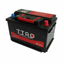 high quality 12V auto batteries sizes 56618