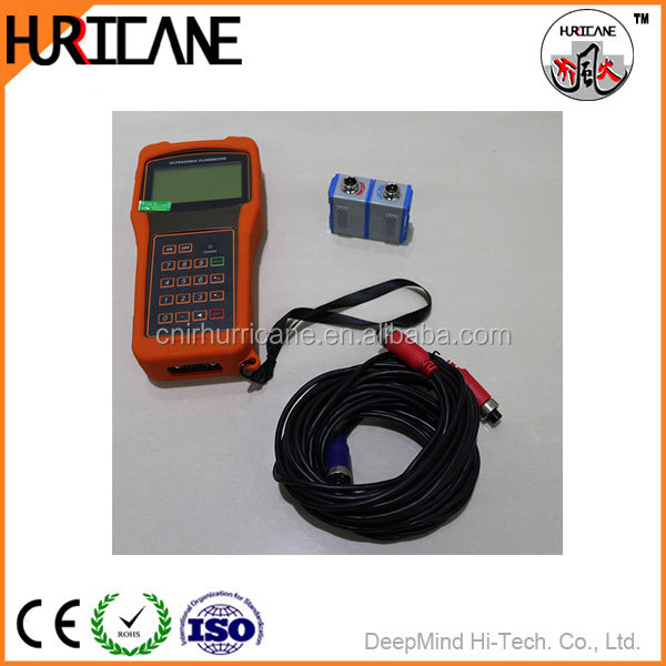 Handheld water flow sensor heat flow meter in shenzhen