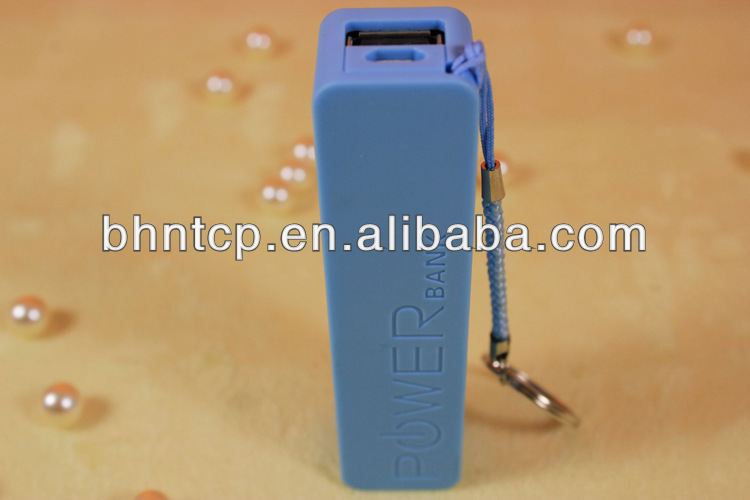 New Product BHN777 Mobile Phone Portable Battery power bank charger 2600 ma