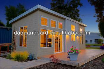 Ecological casa prefabricada with high quality and low cost buy casa prefabricada ecological - Casas prefabricadas low cost ...