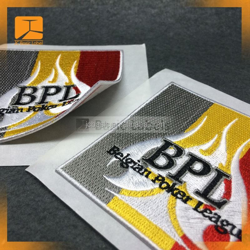 2015 high quality adhesive motorcycle vest patches for dresses