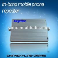 triband signal booster gsm 950 mobile signal repeater