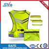 ANSI Reflective Safety Mesh Running Vest