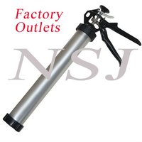 Sealant Gun. 600ml Aluminum Caulking Gun, Caulking gun, sausage gun for 600ml sausage sealants