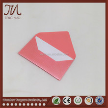 Top Quality Wedding Invitation Paper Gift Cards With Small Envelope