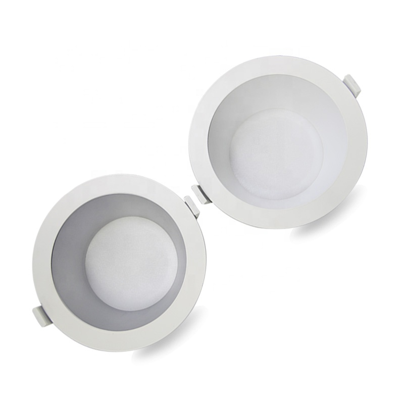 New global concepts lighting porject round aluminum recessed 8 inch led <strong>downlight</strong>