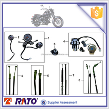 TC200 spare parts motorcycle meter assy lock kit