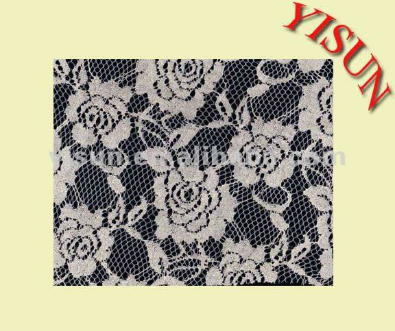 Fashional high quality african swiss lace fabric