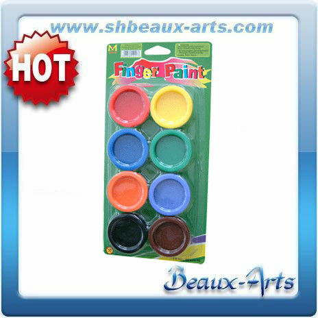 non toxicfinger paints kids for children to draw