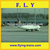 Cheap air freight from CAN Guangzhou China to SUF Lamezia Terme Italy