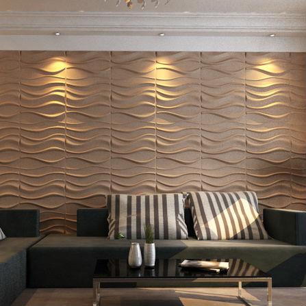 innenwand dekoration 3d abwaschbare tapeten tapeten wand. Black Bedroom Furniture Sets. Home Design Ideas