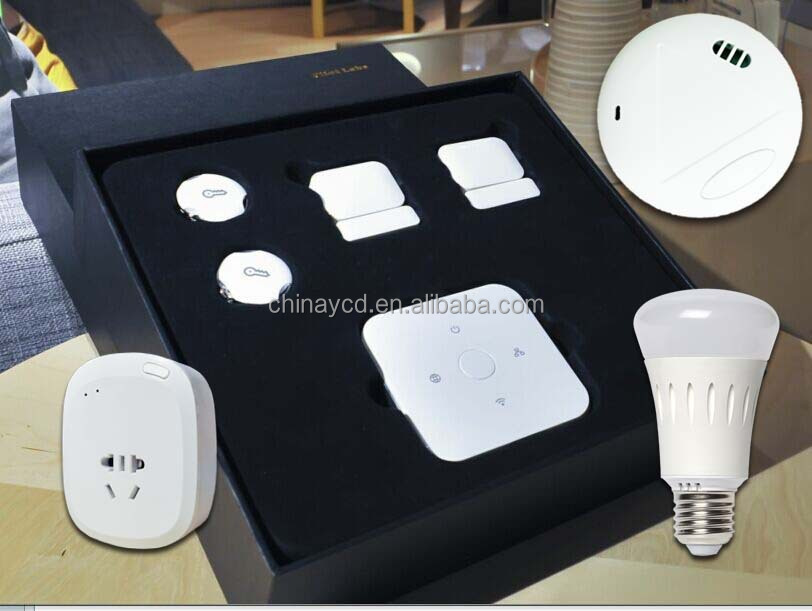 Popular style modern model zigbee smart home devices