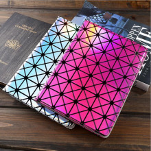 New Smart Case For Ipad Mini 1 2 3 Colorful Bling Laser Shine Diamond Flip Stand Leather Tablet Case For Ipad 5 6 New 2017 9.7